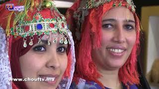احتفال خاص بالسنة الأمازيغية في قلب مخبزة بالبيضاء ..طقوس خاصة/العصيدة/بركوكش+الحناء و التمر |