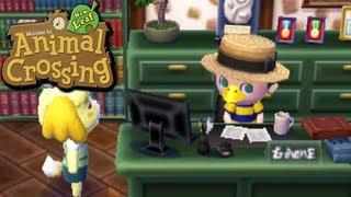 Animal Crossing: New Leaf Isabelle's Bathroom (Nintendo