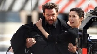 """The Wolverine"" Movie (2013) Hunting The Wolverine"