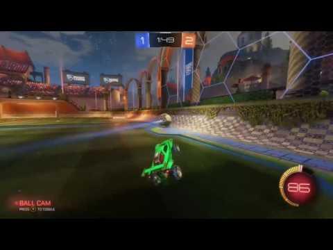 Rocket League | Best Freestyles and Goals | Rift Crew
