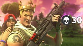 Shotgun only 30 kills (Solo)