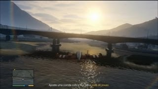 GTA V Trevor Mission #3 Sniper + Explosions + Plane