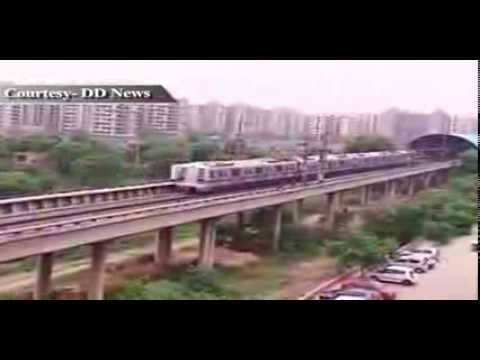 The India Story: Delhi Metro Case Study