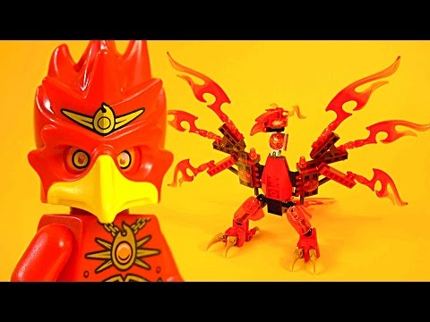 LEGO Chima 70221 Flinx's Ultimate Phoenix