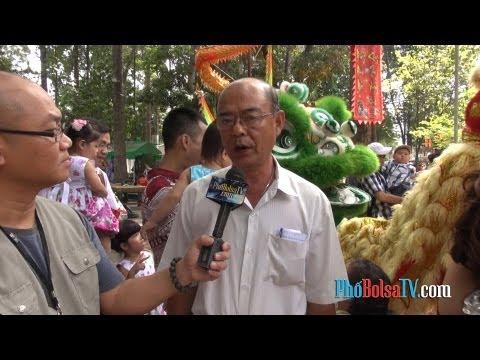 Nghe kể chuyện đoàn Lân-Sư-Rồng Thái Anh Đường