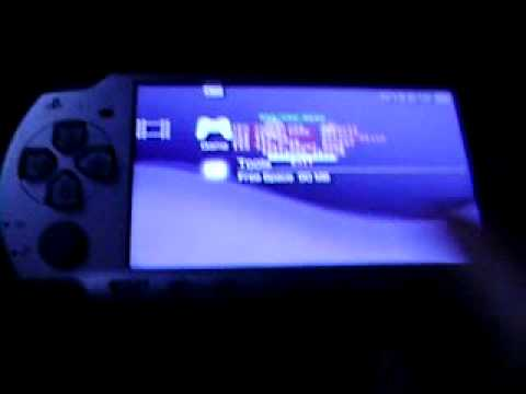 play new psp games without updating