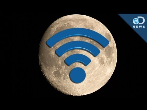 NASA Brings WiFi To Space