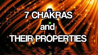[7 Chakras and Their Properties] Video