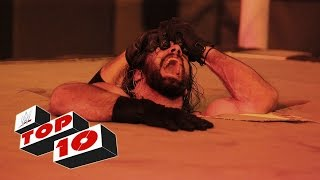 Top 10 Raw moments: WWE Top 10, September 21, 2015