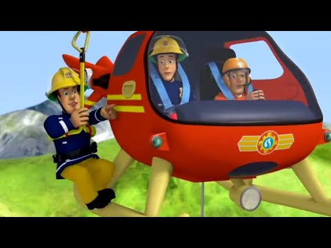 Požiarnik Sam - Helikoptéra