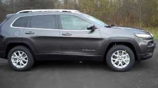 2014 Jeep Cherokee (ALL NEW) Demo & Drive 1st To Arrive