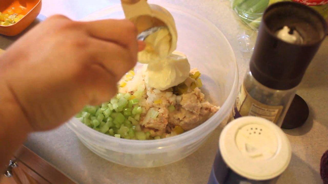 Best Tuna Salad Ever - YouTube