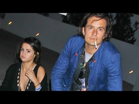 Selena Gomez & Orlando Bloom DATING? Details
