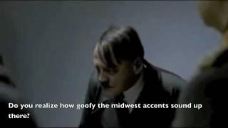 Hitler Moves To North Dakota