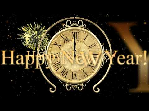 New Year's Eve Countdown Clock - Motion Pack 01