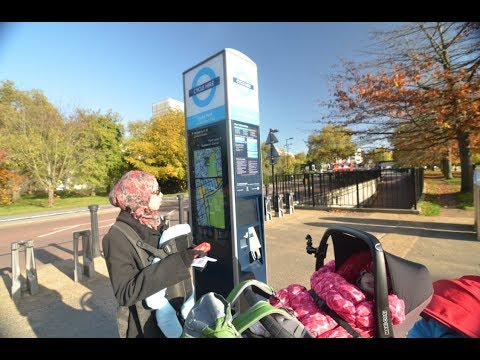 Sedutan Edisi Khas Travel London - Paris 2013 - Kensington Garden & Hyde Park [yoursupermomHD]