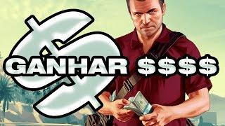 GTA 5 Online Dica Para Ganhar Dinheiro Fácil E Rápido