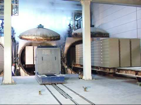 Produkcja betonu komórkowego