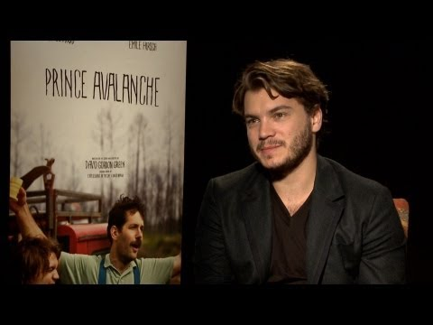 'Prince Avalanche' Emile Hirsch Interview