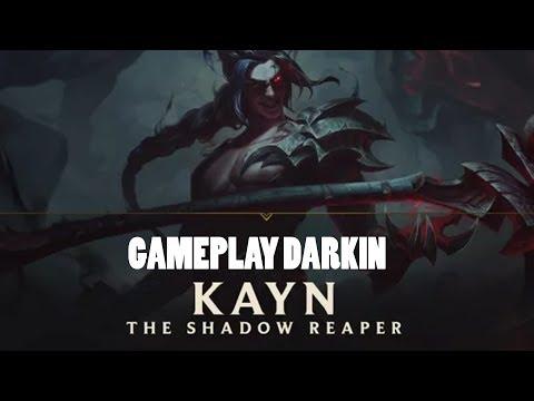 KAYN - NOUVEAU CHAMPION LEAGUE OF LEGENDS - FORME DARKIN - LRB