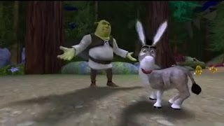 Shrek 2:The Game Level 3 Part 1