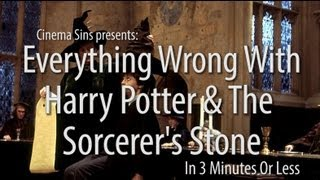 Everything Wrong With Harry Potter & The Sorcerer's Stone