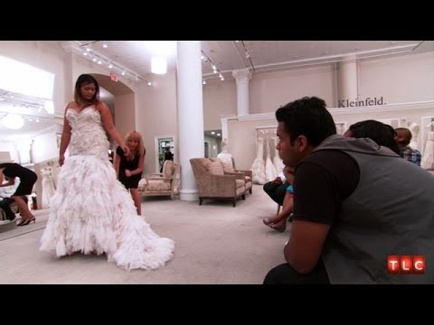 Absolutely No White Dresses | Say Yes to the Dress