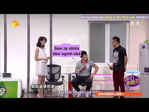 [Vietsub] Chúng Ta Đều Thích Cười - Tuần 22 - Tiểu phẩm ngắn - Hồ Hạnh Nhi