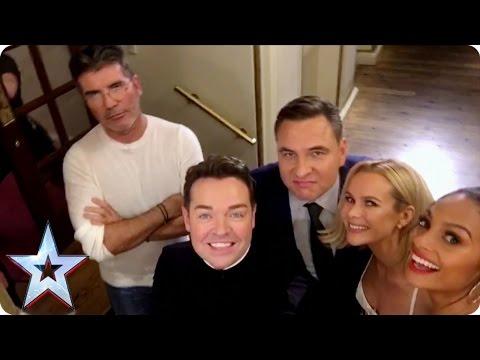 Preview: Simon bursts Stephen's selfie bubble | Britain's Got More Talent 2017