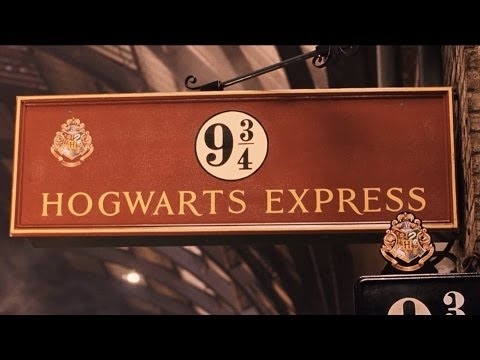 Hogwarts Express - Behind the Scenes | Universal Orlando