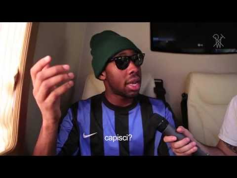 PTWSCHOOL INTERVIEW: TYLER, THE CREATOR FEAT. G.QUAGLIANO