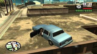 GTA Minimal Skills 17 San Andreas (Big Smoke Mission