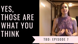 The Braless Diaries Ep.7: Yes, Those Are What You Think They Are