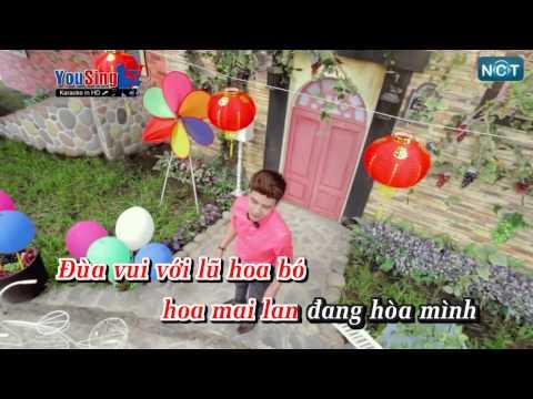 [Karaoke] Con Bướm Xuân - Hồ Quang Hiếu (Beat)