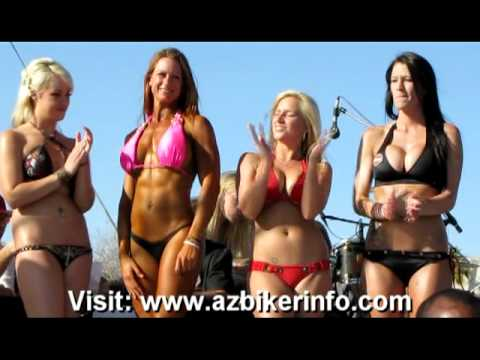 Bike Week 2011 Bikini Contest!
