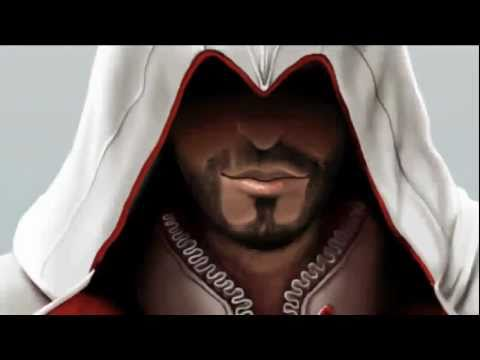 Assassins Creed Speed Drawing -9sOWHPwOt3I