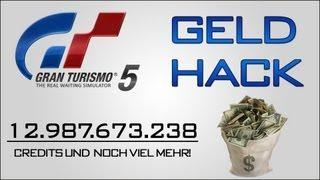 Gran Turismo 5 Geld Hack + Unendlich Viele Credits