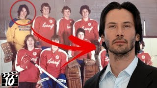 Top 10 Things You Didn't Know About Keanu Reeves