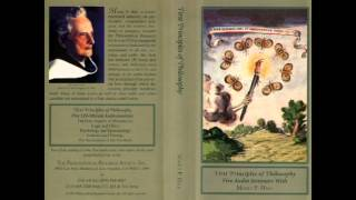 Manly P. Hall - The Four Aspects of Metaphysics