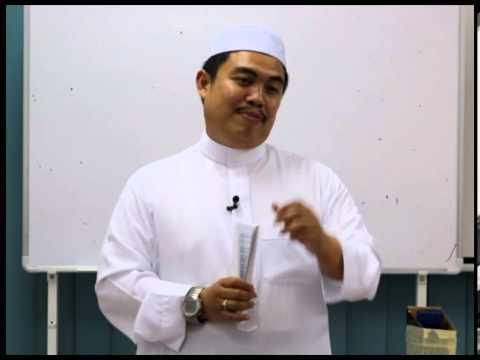 Ustaz Amin - Mengapa Nabi Isa Disalib