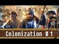 Sid Meier s Colonization Conquest of Paradise E1 Let s Play 1080p