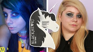 We Tried Hot Topic Makeup