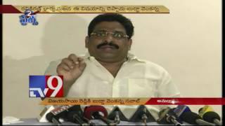 Buddha Venkanna warns Vijaysai Reddy..