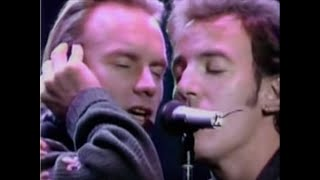 Bruce Springsteen & Sting Every Breath You Take/The
