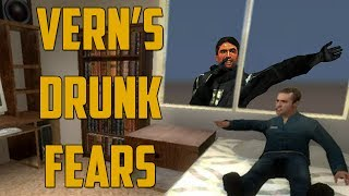 VERN'S DRUNK FEARS (Garry's Mod: Murder)