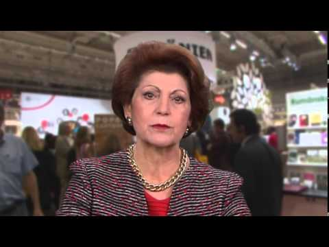 Commissioner Androulla Vassiliou on the World Literacy Summit