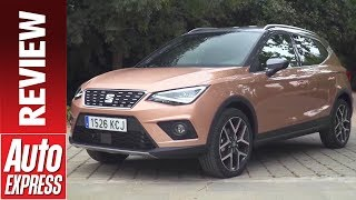 New SEAT Arona review - does this SUV stand out from the pack?. Auto Express.