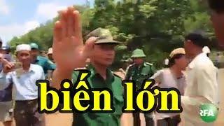 Sẽ có biến lớn tại Việt Nam: Dân Campuchia tiếp tục biểu tình chống Cộng sản Việt Nam ở biên giới