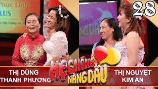 MẸ CHỒNG - NÀNG DÂU   Tập 28 FULL   Thị Dùng - Thanh Phương   Thị Nguyệt - Kim An   230917 👭