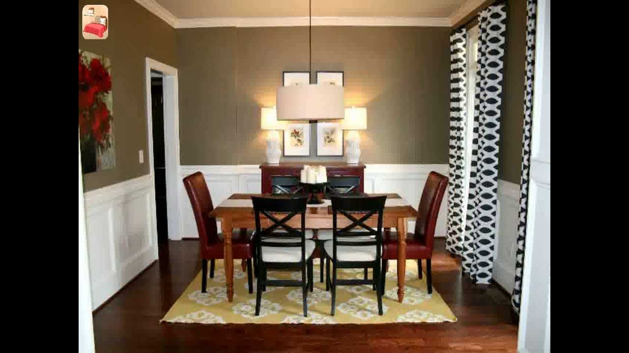 Dining room ideas chandeliers for small dining rooms youtube - Small dining room chandeliers ...